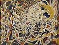 Rhytmus van lichtgolvingen. Straat, zon en menigte., Jules Schmalzigaug, (1915-1916), Koninklijk Museum voor Schone Kunsten Antwerpen, 2100.jpg