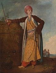 Portrait of an Armenian