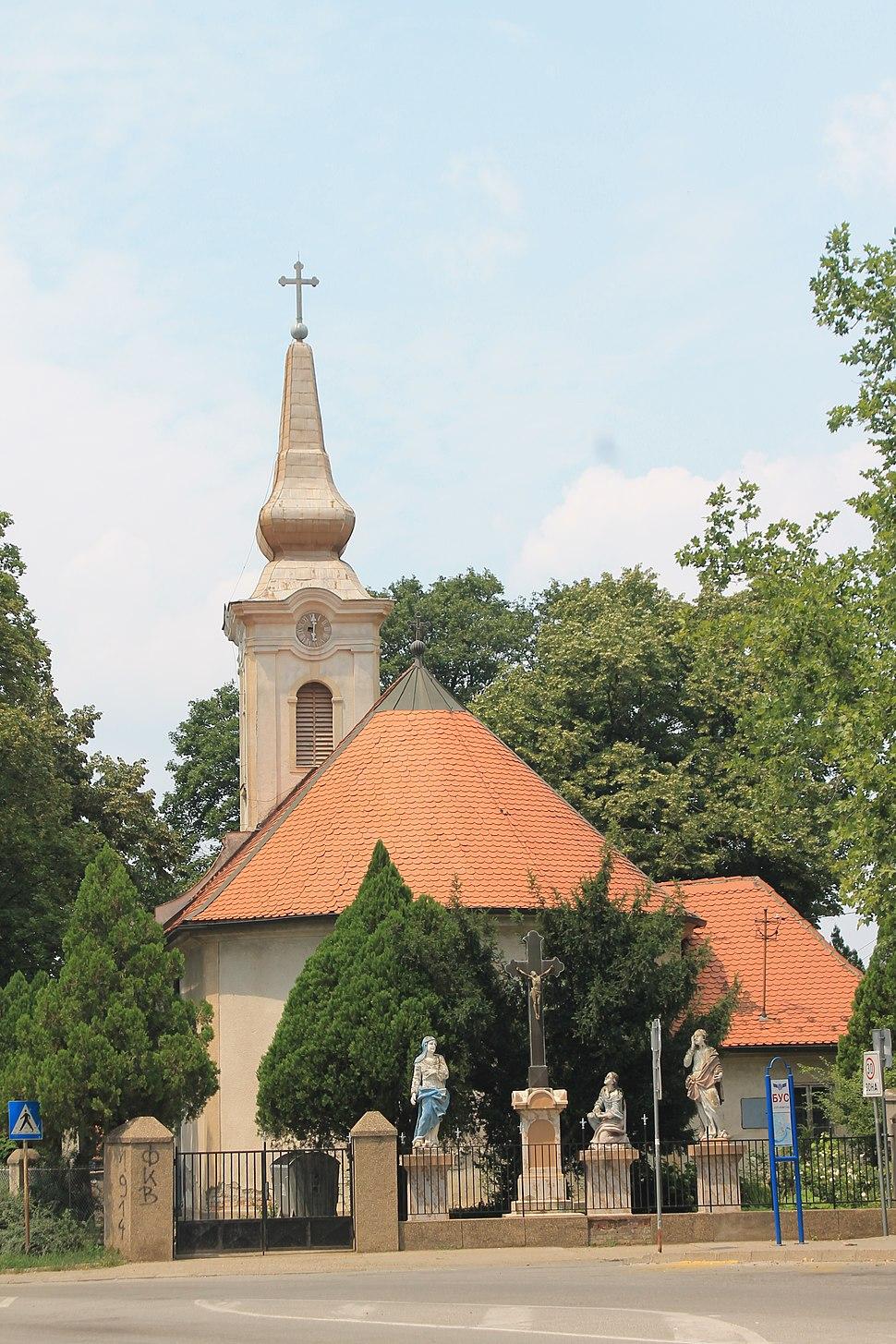 Rimokatolička crkva (Sremska Kamenica) 6.7.2018 331
