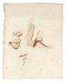 Ritstudie, 1700-talets sista hälft - Skoklosters slott - 99092.tif