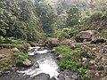 River near the Coban Pelangi Waterfall.jpg