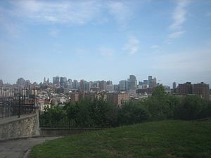 The Heights, Jersey City - Riverview-Fiske Park