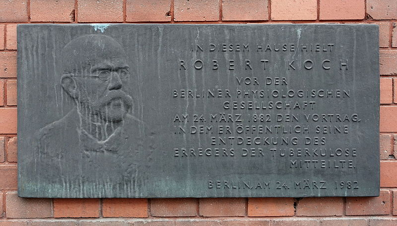 File:Robert Koch memorial - Charité, Berlin, Germany - DSC02389.JPG
