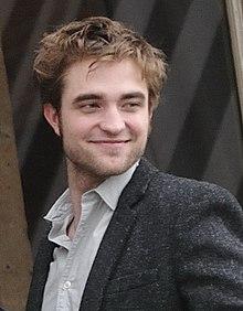 Robert Pattinson a Parigi per la prima di The Twilight Saga: New Moon (2009)