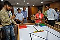 Robot Presentation - Workshop on Organising Indian and World Robot Olympiad - NCSM - Kolkata 2016-03-09 2411.JPG