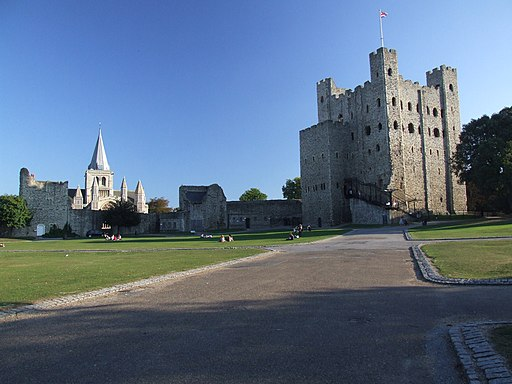 Rochester Castle Keep and Bailey 0038 raw