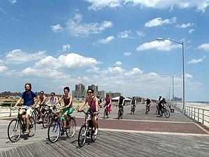 Rockaway, Queens - Rockaway Boardwalk