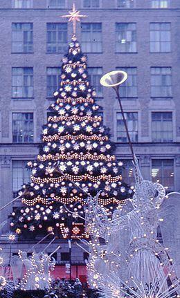 193 Rvore De Natal Do Rockefeller Center Wikip 233 Dia A