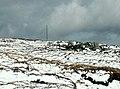 Rocky outcrop on Sliddens Moss - geograph.org.uk - 761414.jpg