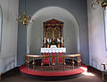 Roe Kirke Bornholm Denmark interior quire.jpg