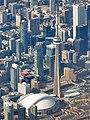 Rogers Centre and CN Tower, Toronto - panoramio.jpg