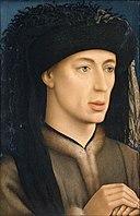 Rogier van der Weyden (follower of) - Portrait of a Man - Google Art Project.jpg