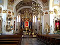 Rokitno, kościół par. p.w. Matki Boskiej Królowej Polski, 1746-1756 08.JPG