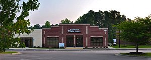 Rolesville, North Carolina - Rolesville Town Hall
