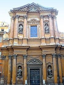 Roma Regola Chiesa della Santissima Trinità dei Pellegrini.jpg