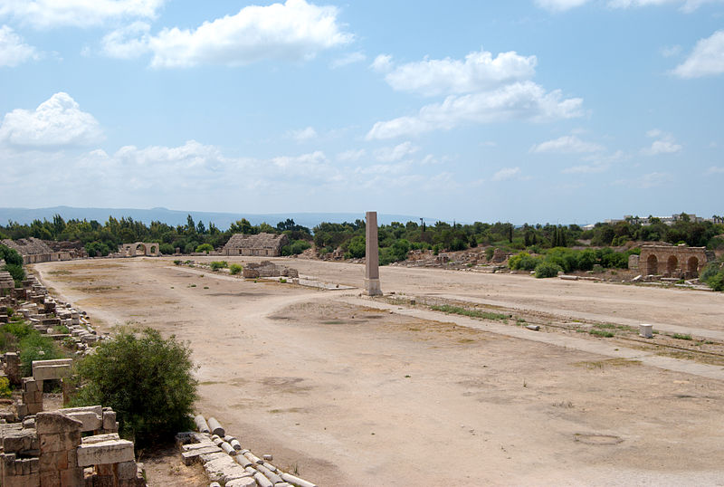 File:Roman Hippodrome in Tyre, Lebanon.jpg