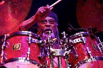 Ronald Shannon Jackson - Image: Ronald Shannon Jackson 06N5970