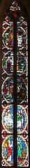 scènes de la vie du Christ, Annonciation (baies 0 à 2, 8) à Rosenwiller