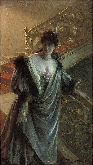 Édouard Rosset-Granger - Image: Rosset Granger On the way to the ball