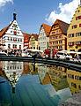 Rothenburg ob der Tauber, Mittelalterliches Kleinod an der Romantischen Straße 05.jpg