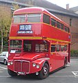 Routemaster RMC1490 (490 CLT), Shrewsbury, October 2009.jpg