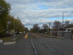 Rowe Street station