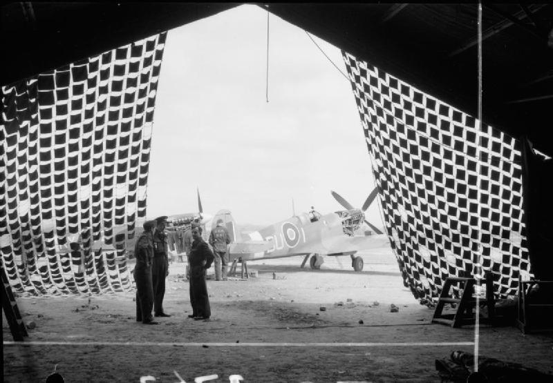 Royal Air Force- 2nd Tactical Air Force, 1943-1945. CH18720