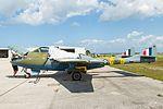 """Royal Air Force (RAF) """"Vampire"""" DH-100 (26144569436).jpg"""
