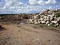 Rubble at Manor Farm - geograph.org.uk - 438159.jpg