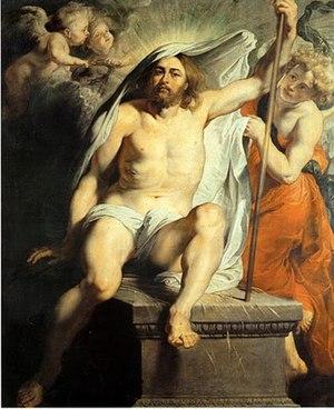 Resurrection (Rubens, Florence) - Image: Rubens, resurrezione, pitti