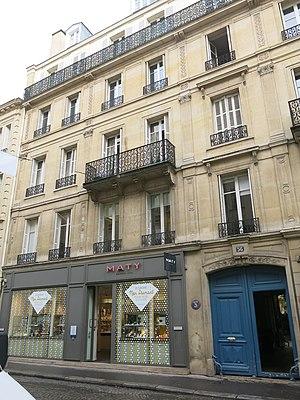 Kingsworth International School - 56, rue de Passy, Paris