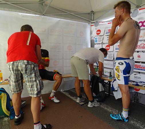 Rumillies (Tournai) - Tour de Wallonie, étape 1, 26 juillet 2014, arrivée (B10).JPG