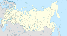 Mir Mine is located in Russia