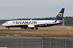 Ryanair, EI-FON, Boeing 737-8AS (25638467364).jpg