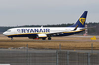 EI-FON - B738 - Ryanair