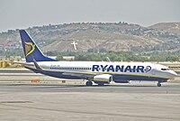 EI-EKR - B738 - Ryanair