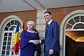 Sánchez recibe a la primera ministra de Rumanía 01.jpg