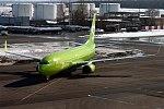 S7 Airlines, VP-BDG, Boeing 737-8Q8 (41121292922).jpg