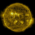 SDO 2012 Venus Transit - Path Sequence - Full Sun.jpg