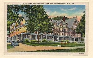 Silver Bay, New York - Silver Bay Inn, c. 1930