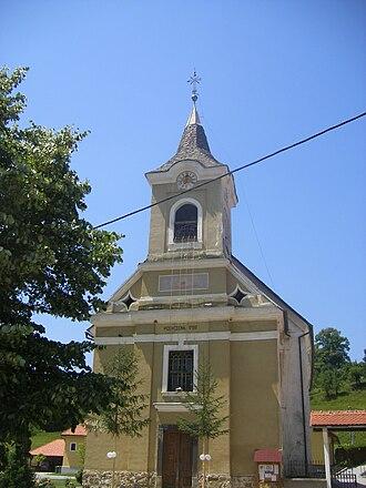 Frankolovo - Saint Joseph's Church.