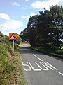 SLOW, Arthington Road, Adel - geograph.org.uk - 1406833.jpg