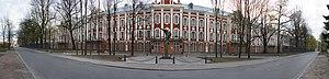 Twelve Collegia - The historic building of the Twelve Collegia now houses the Saint Petersburg State University.