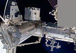 STS-124 Composite view of the US Segment of the International Space Station