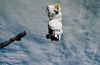 STS-39 SPAS-II
