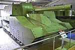 SU-14-2 Prototype Heavy Self-propelled gun (36933522533).jpg