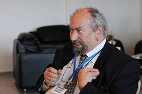 Saad Eddin Ibrahim, Agenda for the New Millennium Abu Dhabi 2009.jpg