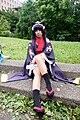 Sadako as Kuroneko, Oreimo at CWT40 20150809a.jpg