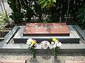 Sadanori Shimoyama JNR president cenotaph.jpg