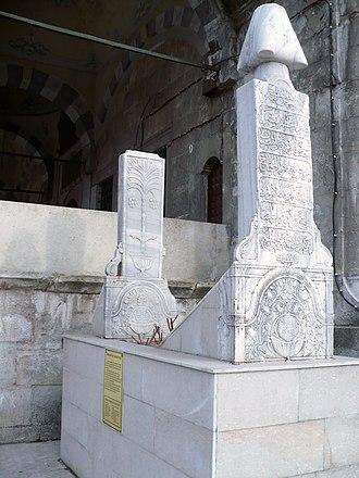 Safranbolulu Izzet Mehmet Pasha - Image: Sadrazamizzetmehmetp aşa